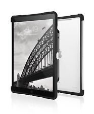 "STM Dux Rugged Protective Case for iPad PRO 2nd Gen (2017) 12.9"" - Clear Black"