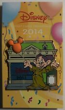 Disney Chase Visa 2014 Pin Dopey with Free D Balloon