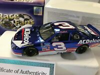 Mint 1996 Dale Earnhardt #3 ACDelco Japan Race 1996 Monte Carlo Diecast Chrome