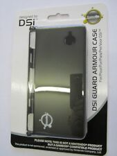 DSi GameOn Compatable Black Lightweight Aluminium Guard Body Armour Case