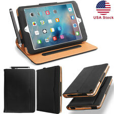 "For Apple iPad Pro 10.5"" /Mini 5/ iPad 2/3/4 Leather Case Smart Flip Stand Cover"