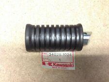 KAWASAKI Z100LTD/Z1100ST LH REAR FOOTREST GENUINE KAWASAKI NEW 34028-1024