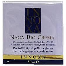 Innoxa Linea Naga con Sericina- Bio Crema 50ml