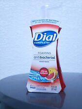 Dial Liquid Foaming Hand Soap, Citrus Sunburst, 7.5 Ounce