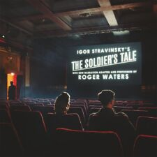 ROGER WATERS - IGOR STRAVINSKY'S : THE SOLDIERS TALE CD ( PINK FLOYD ) *NEW*