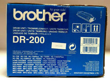 Genuine Original Brother DR-200 Replacement Drum Unit