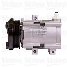 One New Valeo A/C Compressor 10000519 for Ford Lincoln Mercury