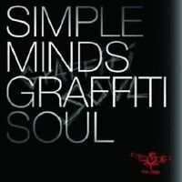 "SIMPLE MINDS ""GRAFFITI SOUL"" CD NEW"