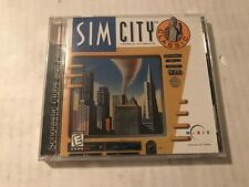 SimCity Classic Graphics (PC, 1994) (With j/case) MINT!