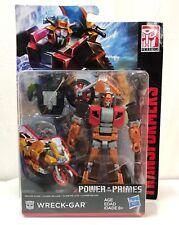 Transformers Powers of the Prime Wreck-Gar Deluxe Class 2017 Hasbro