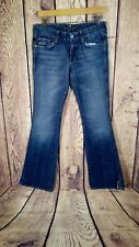 7 Seven For All Mankind Womens A Pocket Flare Jeans Size 29