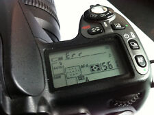 "Nikon D80 ""ERR"" Repair Service (aperture unit error fix)"