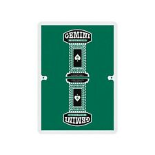 Gemini Casino Emerald Green Playing Cards by Gemini