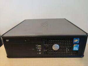 Dell OPTIPLEX 380 SSD 120GB 4GB CORE 2 DUO 2.93GHz WIN 10 PRO
