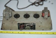 Electron D Little Giant  Mono Tube Amplifier Hudson American NY Guitar Harp