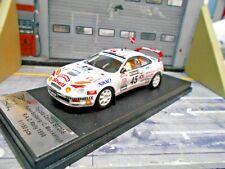 TOYOTA Celica GT4 RAC Rallye GB 1998 #45 Solberg Shell ICL Scala43 Trofeu 1:43