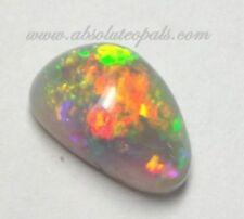 Cabochon Loose Black Opals