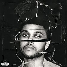 THE WEEKND CD - BEAUTY BEHIND THE MADNESS [EXPLICIT](2015) - NEW UNOPENED