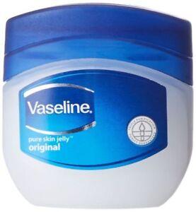 Vaseline (Vasellina) 100% Original pure Skin Jelly Petroleum Moisturizer Body