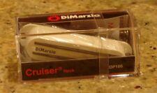 Dimarzio DP186 CRUISER Medium sortie cou middle pickup pour Fender Strat Ibanez