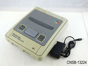 Super Famicom Console Japanese Import SFC SNES Nintendo SFC Japan US Seller B1