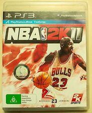 NBA 2K11 (Sony PlayStation, PS3)