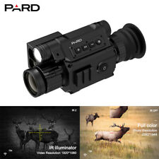 Pard NV008LRF plus rangefinder  Night Vision scope WiFi IOS &  Android Apps