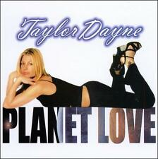 Dayne, Taylor Planet Love CD