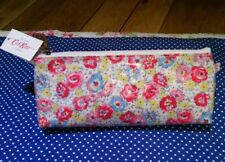 Cath kids kidston pencil case purse orchard ditsy blue pink flowers BNWT