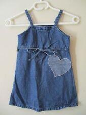 Denim Party Dresses for Girls