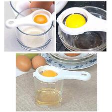 Küche Eigelb Eiweiß Separator Sieb Egg Yolk White Albumen Divider Colander Sieb