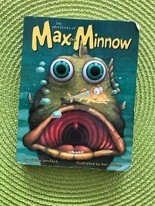 (as) - The Adventures of Max the Minnow - Eyeball Animation  - akzeptabel