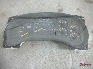 Speedometer Cluster MPH US Market Fits 03-04 SIERRA 1500 PICKUP 1983453
