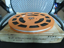 16mm full feature THE GROUNDSTAR CONSPIRACY. George Peppard.
