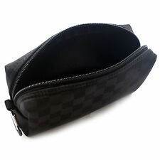 Burnoaa Accessories Pouch Bag Organizer Laptop Travel Gear Cables Mouse Checked