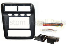 Chevy Camaro Aftermarket Radio Stereo Installation Double Din Dash Complete Kit