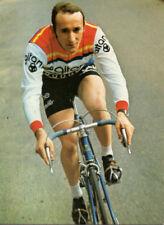 CYCLISME carte cycliste PIERRE RAYMOND VILLEMIANE équipe GITANE CYCLES velo