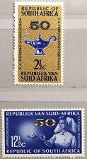 RSA SÜDAFRIKA SOUTH AFRICA 1964 342-43 50 Jahre Schwesternvereinigung Medizin **