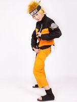 Anime Naruto  -ナルト- Shippuden Uzumaki Halloween Japanese manga Costumes men boys