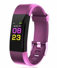 Fitbit Style Waterproof Fitness Activity Tracker Smart Watch Heart Rate