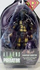 "SERPENT HUNTER Aliens vs Predator 7"" inch Scale Figure Series 17 Neca 2017"