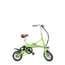 """Bicicletta elettrica pieghevole Dme Koppy 1.0 bici smart freni a disco 12"""""""