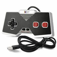 iNNEXT Classic USB NES Controller Famicom Controller Joypad Gamepad for PC MAC