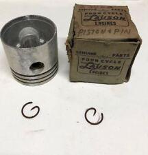 23963 Piston and Pin Set Std. Original Lauson Engine Part NOS