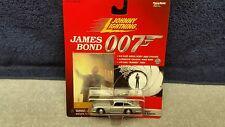 Johnny Lightning James Bond 007 Goldfinger Aston Martin *MOC*