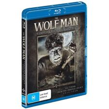 The Wolf Man - Complete Legacy (7 Film Collection) Universal Monsters Sealed!
