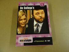 3-DVD BOX / DE COLLEGA'S - SEIZOEN 1 ( BOX 1 - VRT KLASSIEKERS )