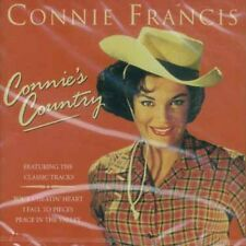 Connie Francis - Connie's Country [New CD]