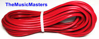 14 Gauge 10' ft Red Auto PRIMARY WIRE 12V Car Boat RV Wiring Power Remote Cable