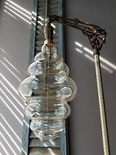 Grand Nostalgic Edison Light Bulb- Oversized Beehive Shape, 60w Incand. Filament